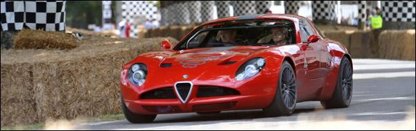 Alfa Romeo Zagato TZ3