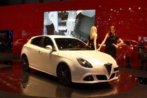 Alfa Romeo Giulietta Genève