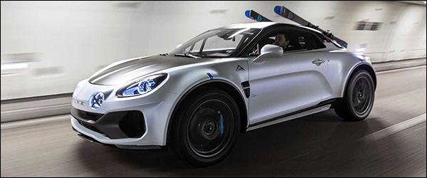 Officieel: Alpine A110 SportsX (2020)