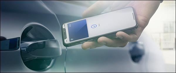 Apple CarKey maakt zijn opwachting op de vernieuwde BMW 5 Reeks (2020)