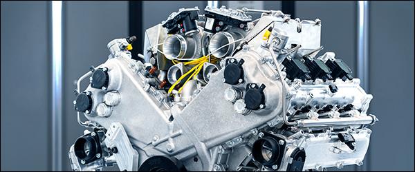 Aston Martin heeft een gloednieuwe 3.0-liter V6 benzinemotor (2020)
