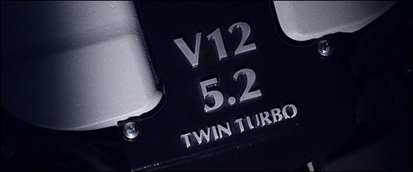 Teaser: Aston Martin DB11's nieuwe V12 [twin turbo 5.2-liter!]