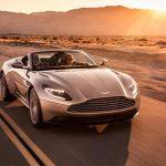 Officieel: Aston Martin DB11 Volante (2018)
