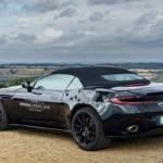 Teaser: Aston Martin DB11 Volante (2018)