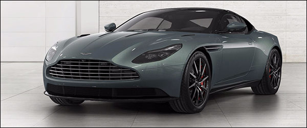 Aston Martin DB11: configureren maar!