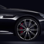 DB9 Carbon Black - Carbon White