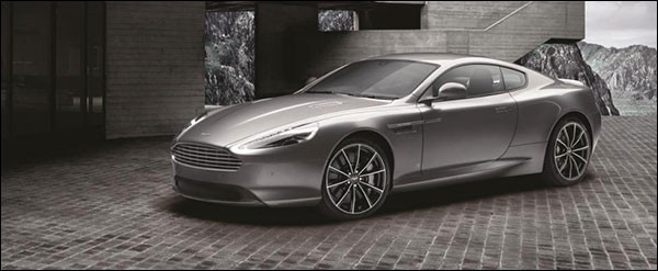 Officieel: Aston Martin DB9 GT Bond Edition