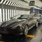 Aston Martin DB9 gaat officieel met pensioen