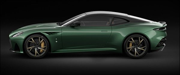 Officieel: Aston Martin DBS 59 (2018)