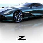 Teaser: Aston Martin DBS GT Zagato (2020)