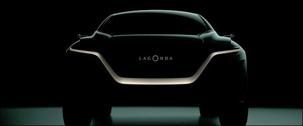 Preview: Aston Martin Lagonda All-Terrain Concept (2019)