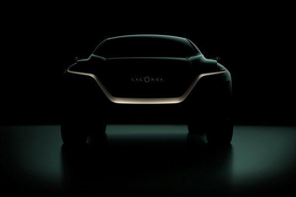 Preview: Aston Martin Lagonda All-Terrain Concept (2019)