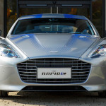 Officieel: Aston Martin RapidE Concept