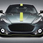 Officieel: Aston Martin Rapide AMR (2018)