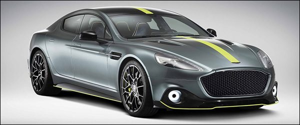 Officieel: Aston Martin Rapide AMR (2018)