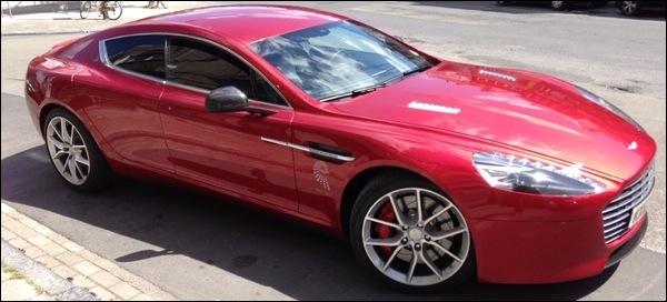 Aston Martin Rapide Gespot header
