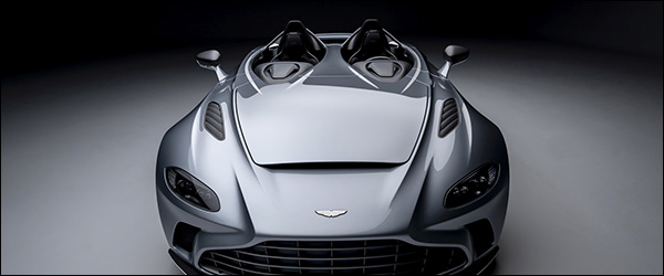 Officieel: Aston Martin V12 Speedster (2020)