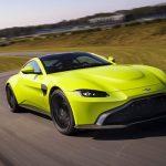 Officieel: Aston Martin Vantage V8 (2017)
