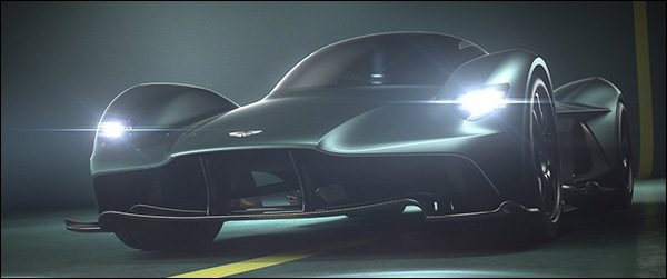 Officieel: Aston Martin Valkyrie (AM-RB 001)