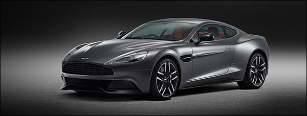 Aston Martin Rapide S & Vanquish krijgen opfrisbeurt MY2015