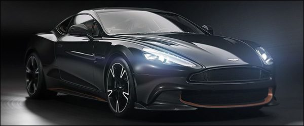 Officieel: Aston Martin Vanquish S Ultimate (2017)