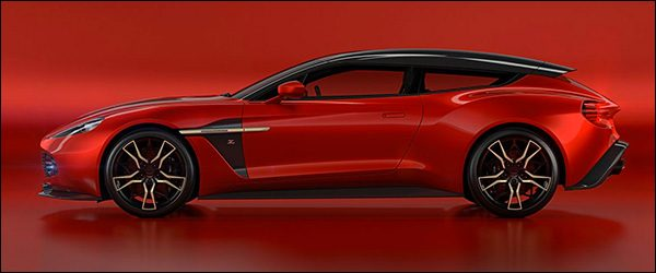 Officieel: Aston Martin Vanquish Zagato Shooting Brake (2017)