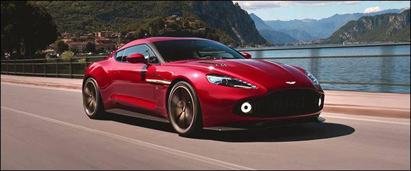 Video: Aston Martin Vanquish Zagato