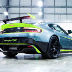 Officieel: Aston Martin Vantage GT8 [446 pk / 490 Nm]