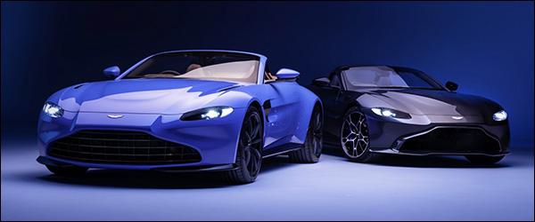 Officieel: Aston Martin Vantage Roadster (2020)