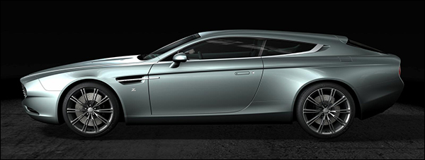 Officieel: Aston Martin Virage Shooting Brake Zagato