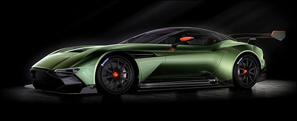 Officieel: Aston Martin Vulcan