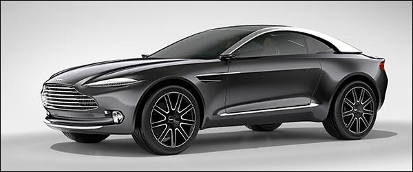 Aston Martin werkt aan DBX zevenzitter en DBX Coupe