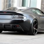 Aston Martin DBS 'Superior Black' door Anderson Germany