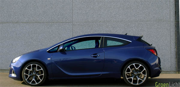 Astra OPC Side