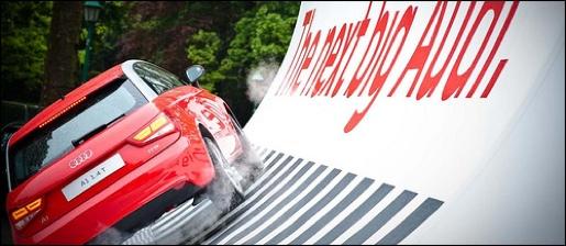 Audi A1 Heizel