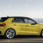 Officieel: Audi A1 Sportback (2018)