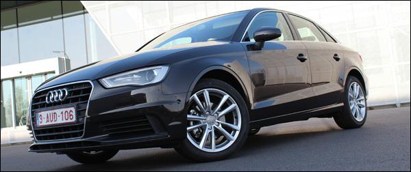 Audi A3 Berline TDI - Header