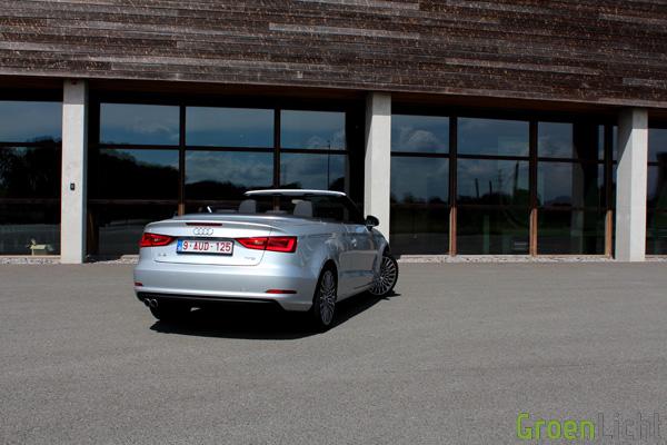 Audi A3 Cabrio TFSI S-Tronic - Rijtest 12
