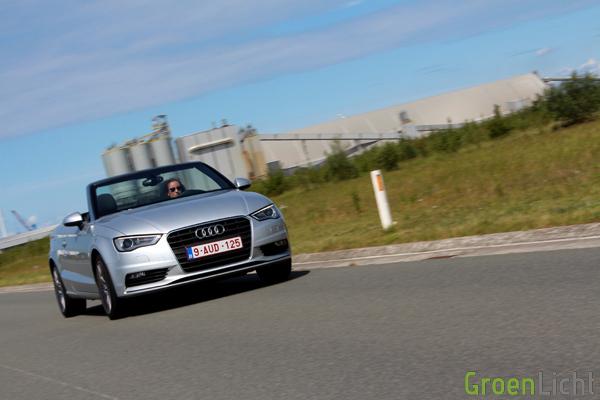 Audi A3 Cabrio TFSI S-Tronic - Rijtest 19