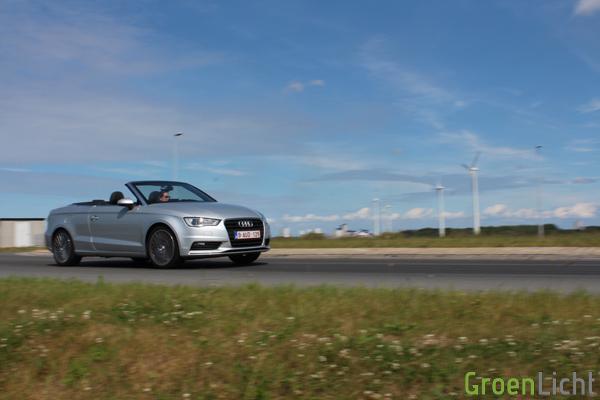 Audi A3 Cabrio TFSI S-Tronic - Rijtest 21