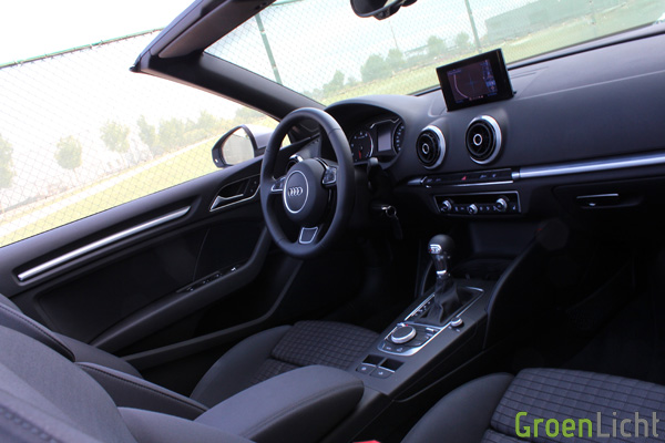 Audi A3 Cabrio TFSI S-Tronic - Rijtest 23