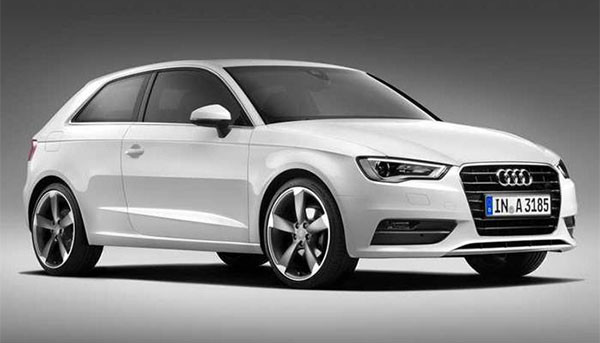 Gefacelifte Audi A3 komt in 2016 met Virtual Cockpit