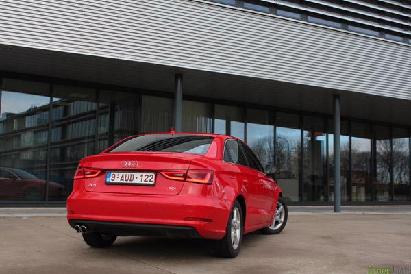 Audi A3 Sedan 2013 4