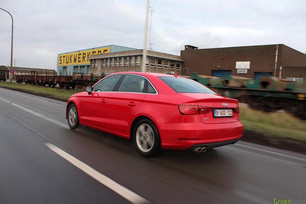 Audi A3 Sedan 2013 9