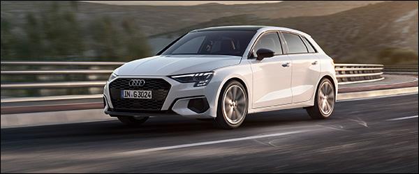 Officieel: Audi A3 Sportback 30 g-tron CNG (2020)