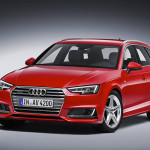 Officieel: Audi A4 Berline & A4 Avant 2015 B9