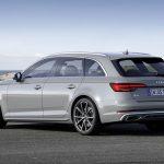 Officieel: A4 Berline en A4 Avant facelift (2018)