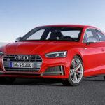 Officieel: Audi A5 Coupé / S5 Coupé (2016)