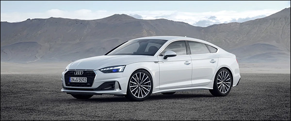 Officieel: Audi A5 Sportback g-tron (CNG) facelift (2019)