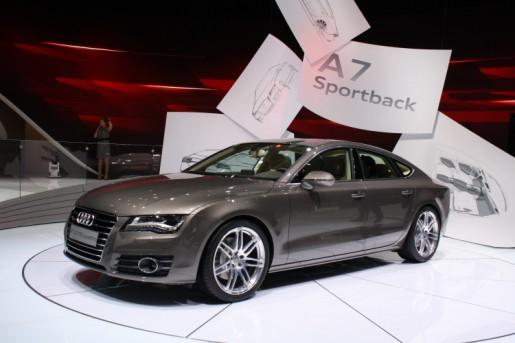 Audi A7 Sportback Parijs 27